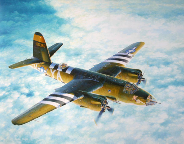 Aircraft sexy betsy bomber artwork HD Wallpaper 1755x1275.